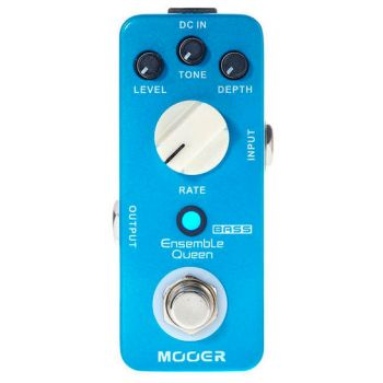 Mooer Ensemble Queen pedal de guitarra