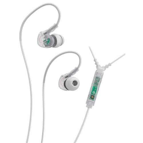 Mee Audio M6P Transparente Auriculares deportivos In Ear con control