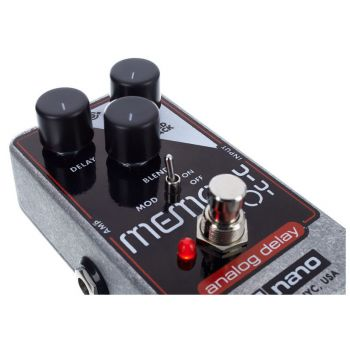 elektro harmonix nano memory toy controles