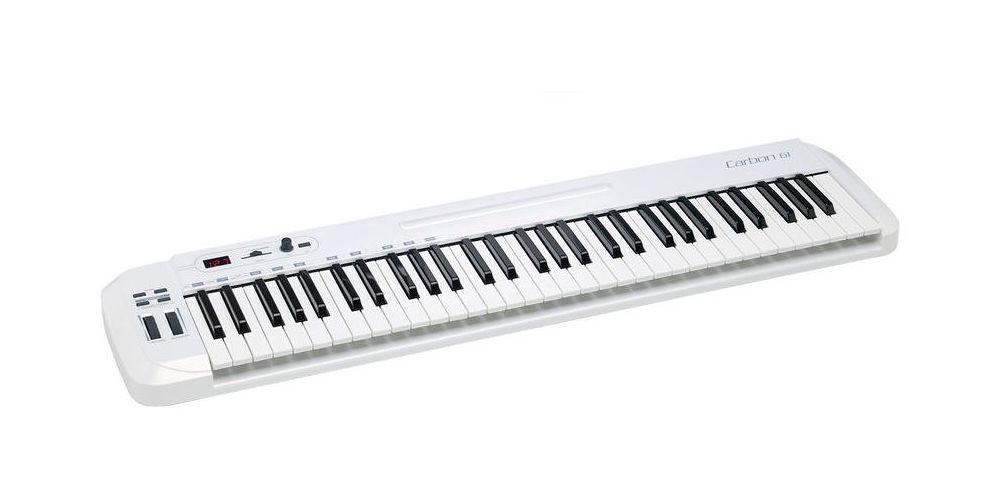Samson CARBON 61 Teclado USB/MIDI