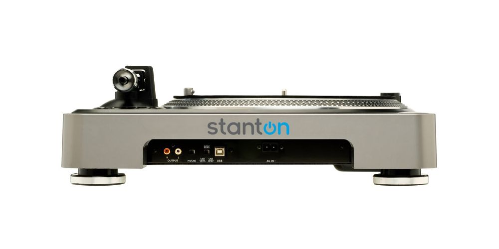 stanton t55 usb back