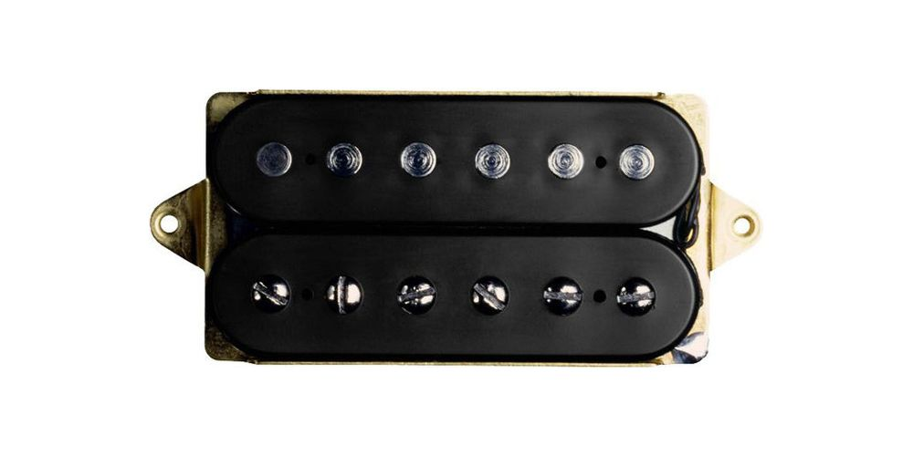 Comprar Dimarzio Norton F spaced negra DP160FBK