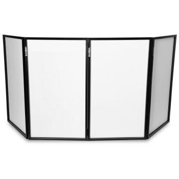 VONYX DB5 Pantalla DJ plegable 120 x 70 (4 Paneles) 180035
