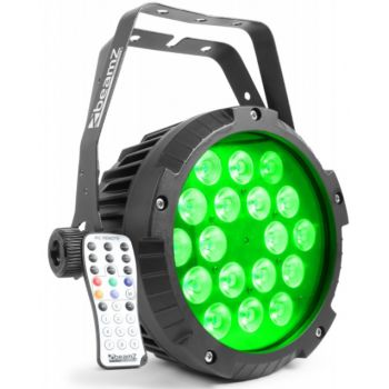 Beamz BWA418 Foco PAR LED Aluminio IP65 150760