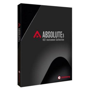 Steinberg Absolute 3 Colección de instrumentos Software