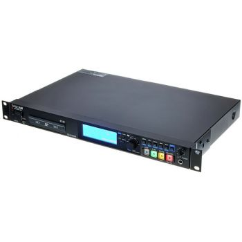 Tascam SS-R250N Grabador / reproductor de audio con funcionalidad de red