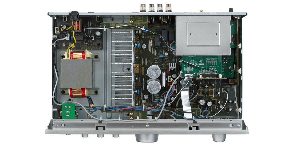 denon PMA800NE amplificador construccion