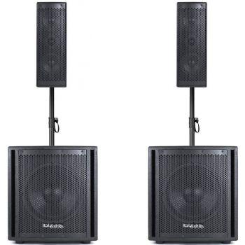 Ibiza Sound Cube 204