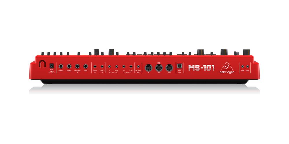 MS 101 RD P0D8D Rear L