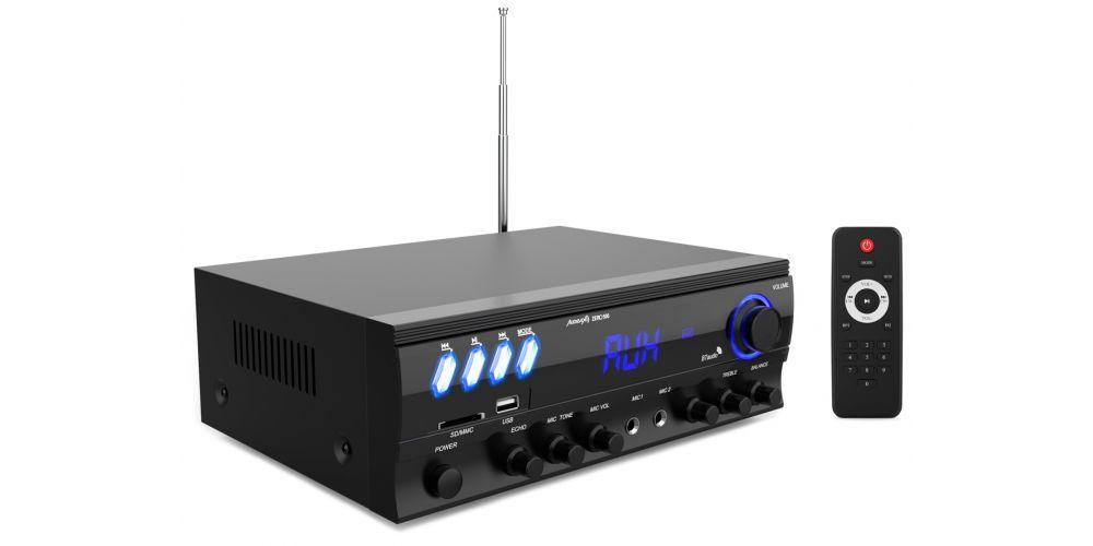 audibax zero500 amplificador hifi comprar