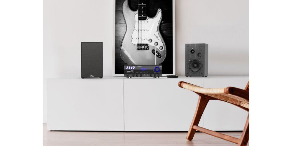 audibax zero500 amplificador