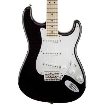 Fender Eric Clapton Stratocaster MN Black