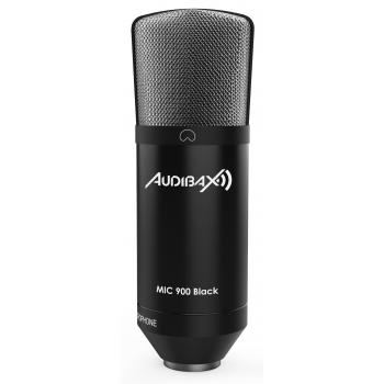 Audibax MIC900 Black Micrófono de Estudio Pack ( REACONDICIONADO )