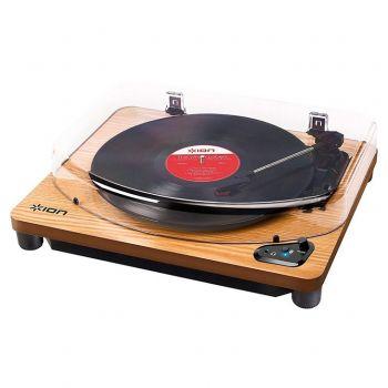 Ion Audio Air LP en Madera Giradiscos Bluetooth Vintage