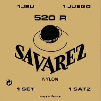 Savarez 520R Set de Cuerdas Guitarra Clásica