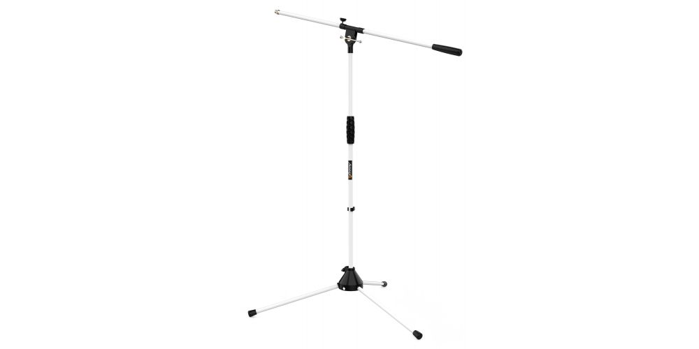 audibax ayra 10 white soporte microfono jirafa