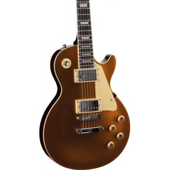 Eko VL 480 LP Aged Gold Sparkle Guitarra Electrica