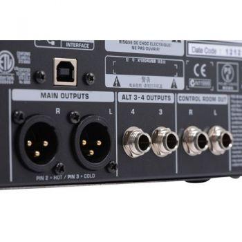 BEHRINGER X1204 USB Mezclador 12 Canales USB