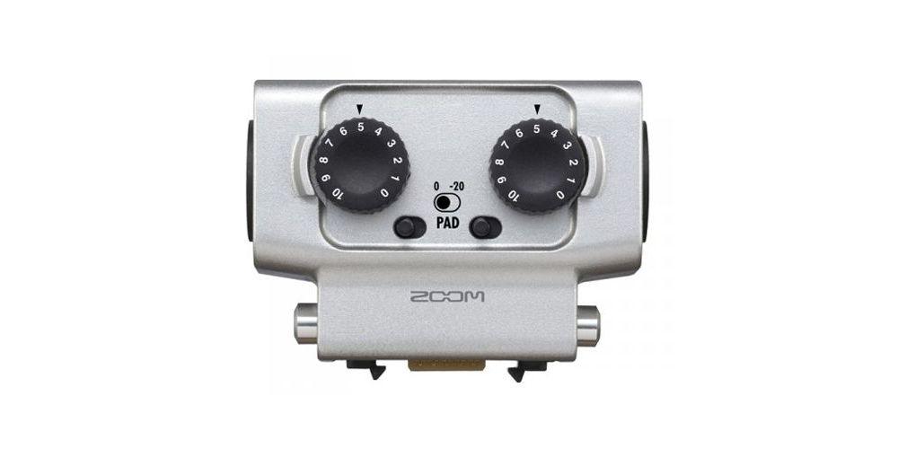 zoom microfono exh 6