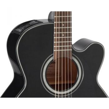 TAKAMINE GN30CE-BLK Guitarra Electro-Acustica Auditorium, Negra