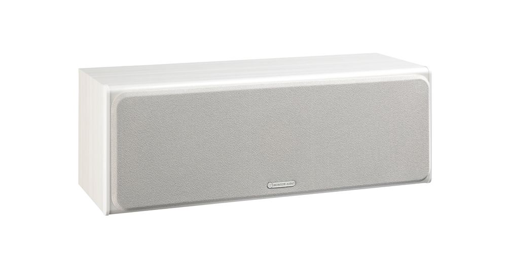 monitor audio bronze centre white central