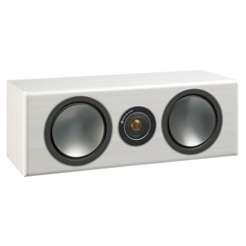 MONITOR AUDIO BRONZE CENTRE, White Ash