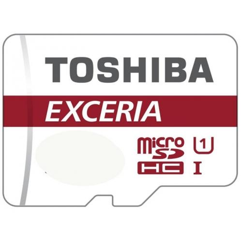 TOSHIBA Micro SD 8Gb Clase 10 + Adaptador SD THN-M301R080EA