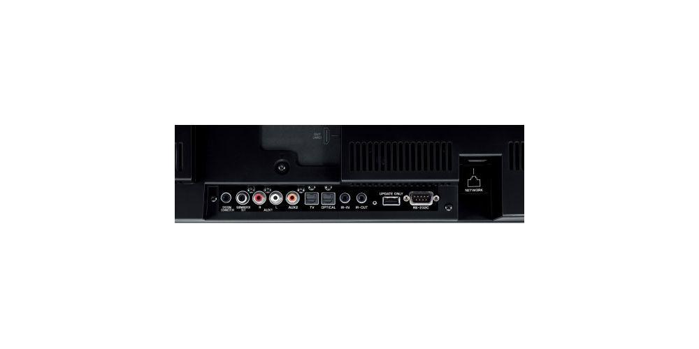yamaha ysp 5600 proyector sonido conexiones