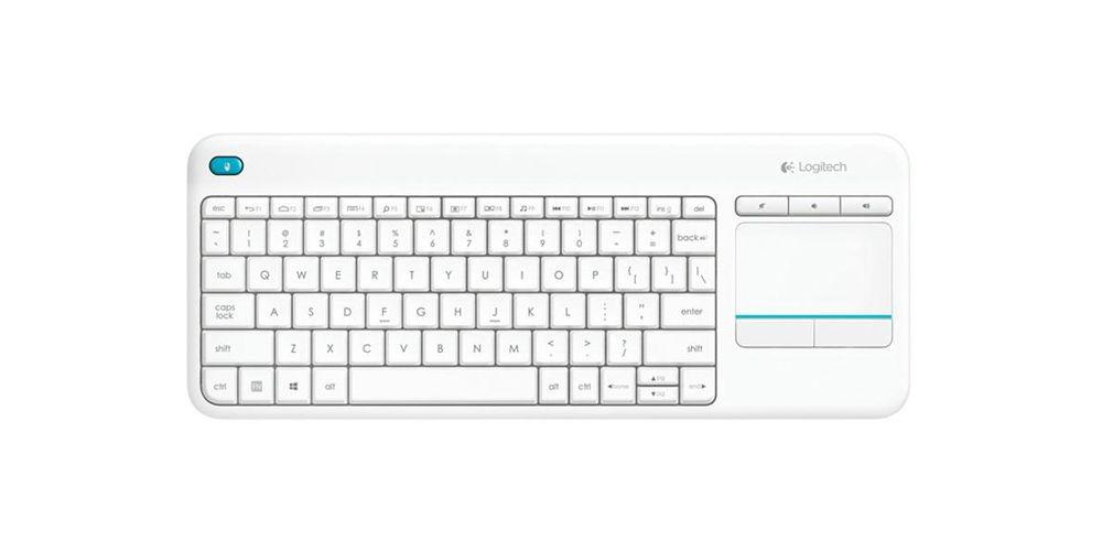 k400 plus teclado par smart tv