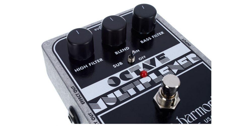 electro harmonix xo octave multiplexer 5