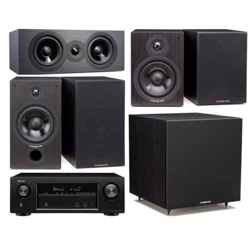 denon avrx1300 Cambridge Audio SX  60 cinema pack black sx60 sx70 sx50