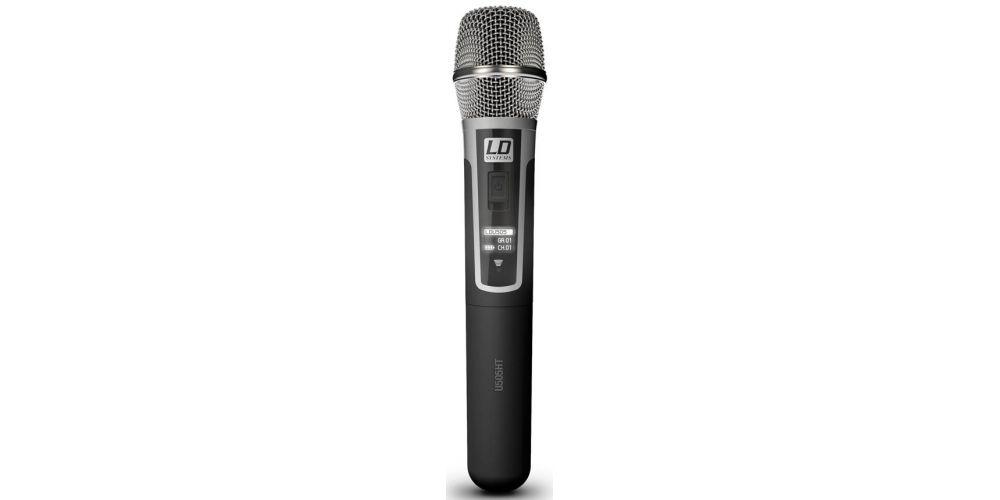 comprar microfono mano U505HHC