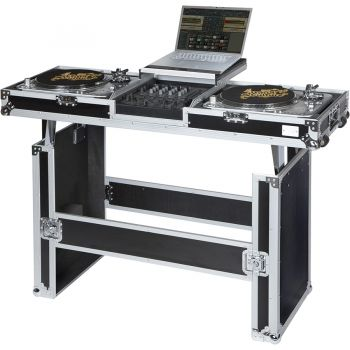 Walkasse  WMDJ-12 TABLE LTS  Flight case para Giradiscos