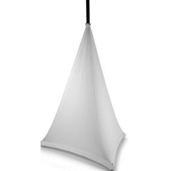 Beamz Cobertor blanco para tripodes 120cm 180068