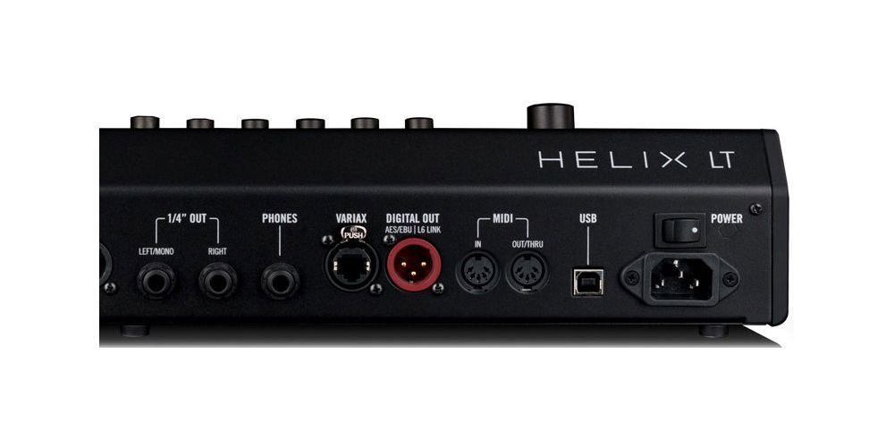 oferta LINE 6 Helix LT