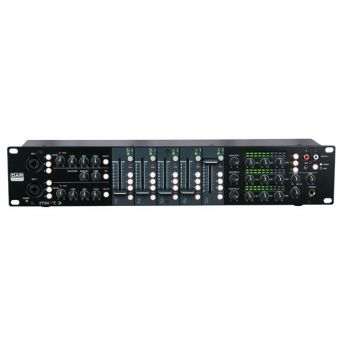 DAP Audio IMIX-7.3 Mezclador DJ de Instalación de 3 Zonas