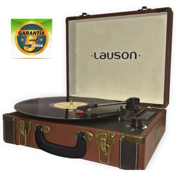 Lauson CL 605 Tocadiscos Vintage USB Bluetooth ( REACONDICIONADO )