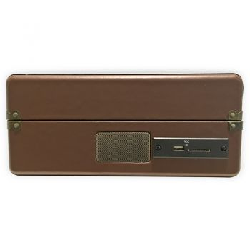Lauson CL605 Tocadiscos Vintage USB Bluetooth. Encoding. 5 años garantía