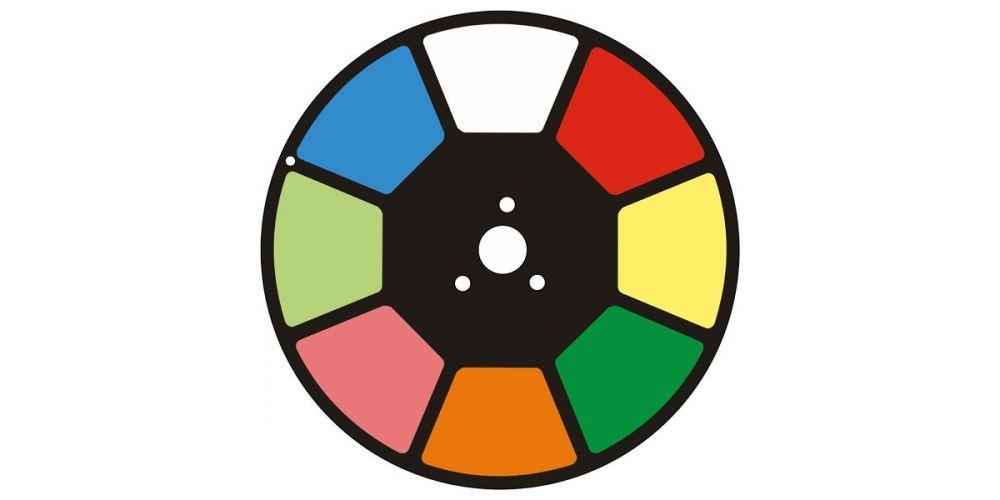 showtec phatom 130 spot 40072 colores