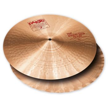Paiste 17 2002 SOUND EDGE HI-HAT