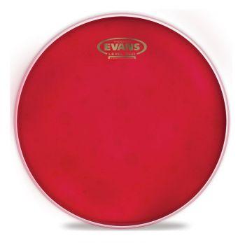 Evans 13 Hydraulic Red Parche de Caja TT13HR