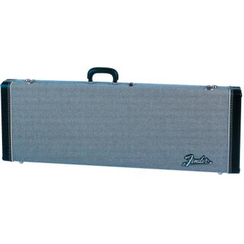 Fender G&G Estuche Deluxe stratocaster/telecaster Black Tweed