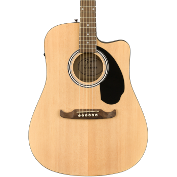 Fender FA-125CE Natural Guitarra Acústica