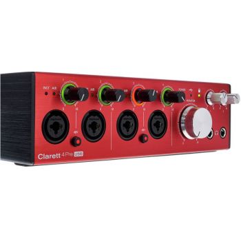 Focusrite Clarett 4 Pre USB Interface de Audio