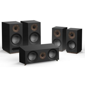 Jamo S803 HCS Black Altavoces Home Cinema 5.0