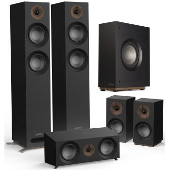 Jamo S807 HCS Black+S810 SUB Black Conjunto altavoces Home Cinema