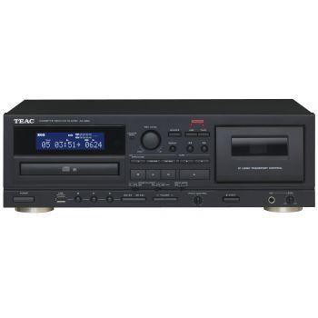 TEAC AD850 Cd Cassette