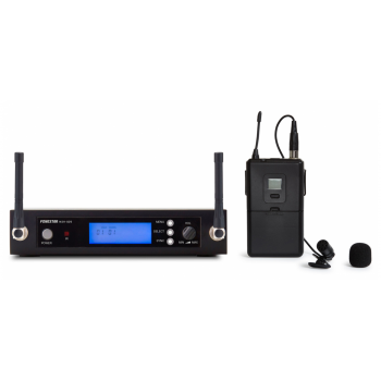 Fonestar MSH-829 Micrófono inalámbrico de petaca UHF