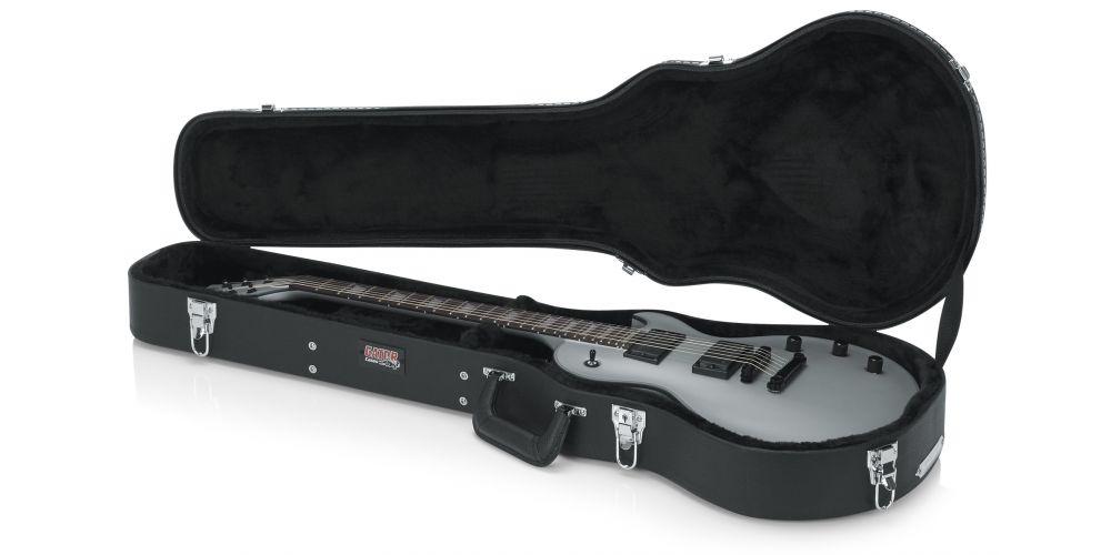 estuche guitarra gator gw lps