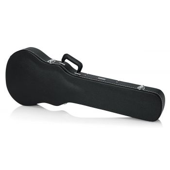 Gator GW-LPS Estuche de Madera para Guitarras de un solo corte como Gibson Les Paul